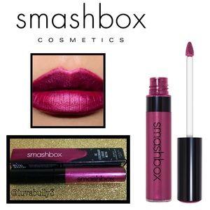 NIB Smashbox 'Foiled Brat' Liquid Lipstick